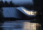 המוזיאון לאמנות עכשווית  The Twist בנורווגיה, בתכנון BIG-Bjarke Ingels