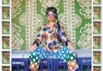 הצלם שמחבר את לואיס ויטון עם לבוש אפריקאי מסורתי