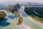 כפר הדייגים הצף בים, בתאילנד: Ko Panyi