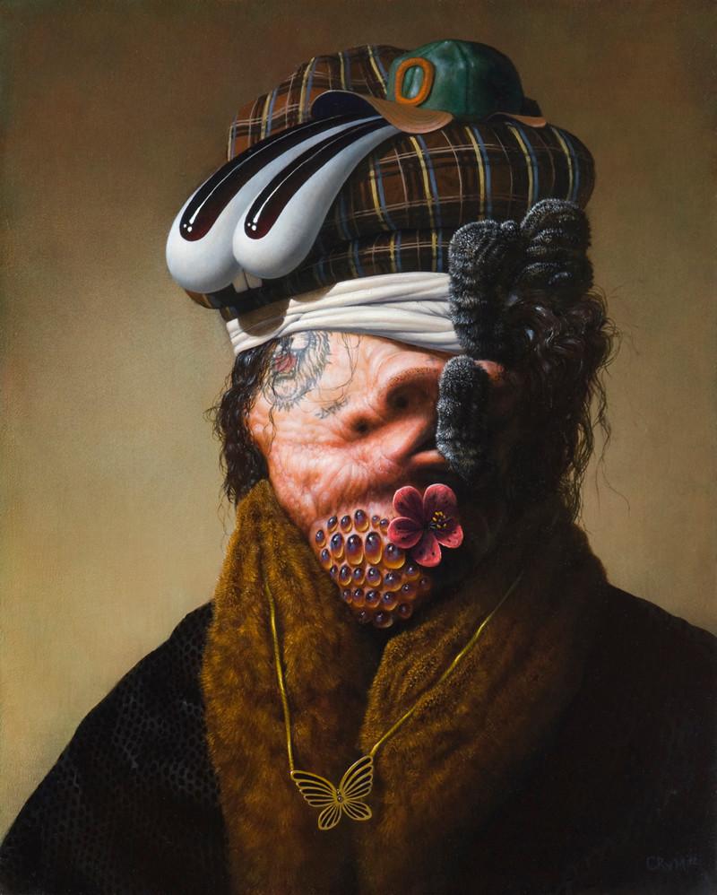 פנים אל פנים: דיוקנאות כביטוי אמנותי