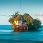 מסעדת Rock Restaurant of Zanzibar