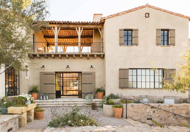 בית בסגנון פרובנס במדבר אריזונה