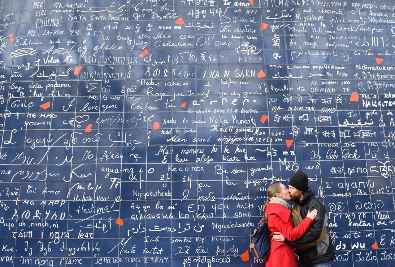 לאהבה יש אנדרטה בפאריז