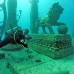 בית העלמין התת ימי הראשון בעולם