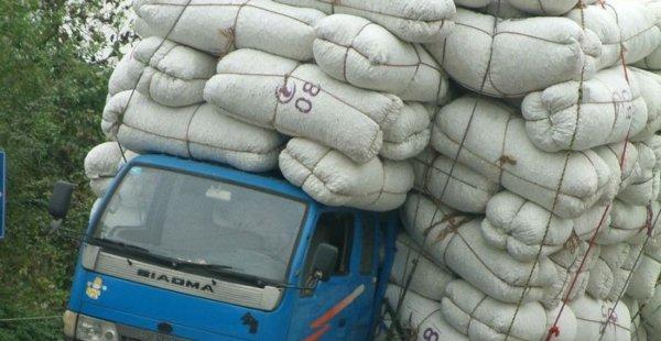 בגלל האגרה – גשרים בסין קורסים בגלל משאיות עם עומס יתר