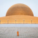 המקדש הבודהיסטי המרהיב Wat Phra Dhammakaya