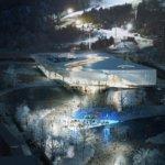 התכנית ל-Winter Olympic Museum – Beijing 2022 של Maison H אדריכלים