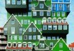 15 דוגמאות משובבות לאדריכלות הפוסט-מודרניסטית