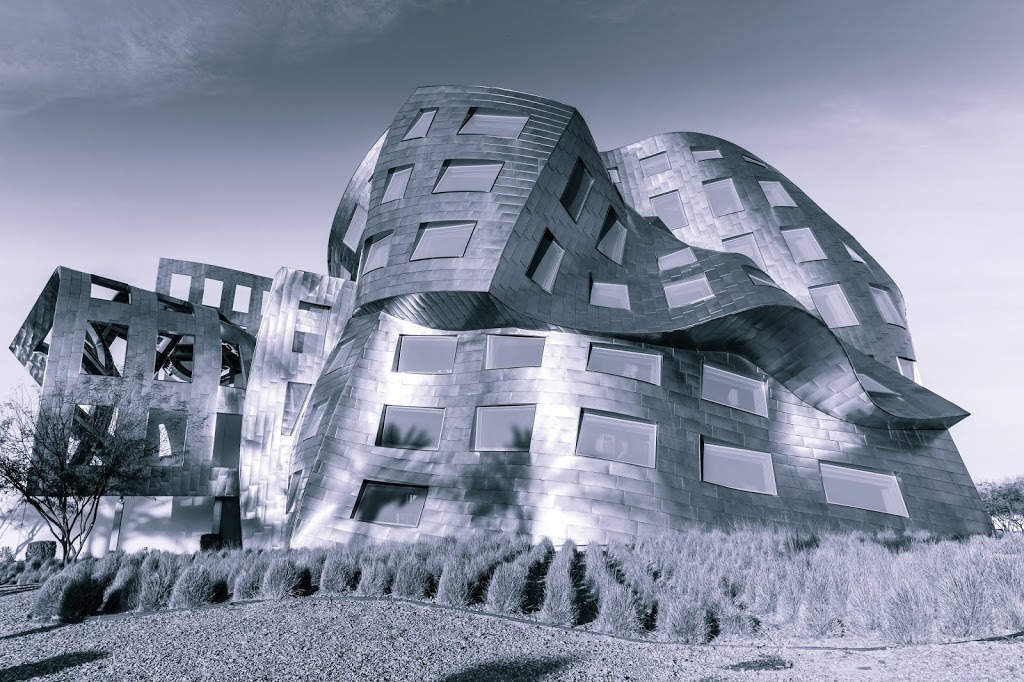 אייקונים: The Cleveland Clinic Lou Ruvo Center for Brain Health