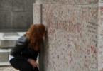 הקבר המכוסה בליפסטיק של אוסקר ווילד בפריס