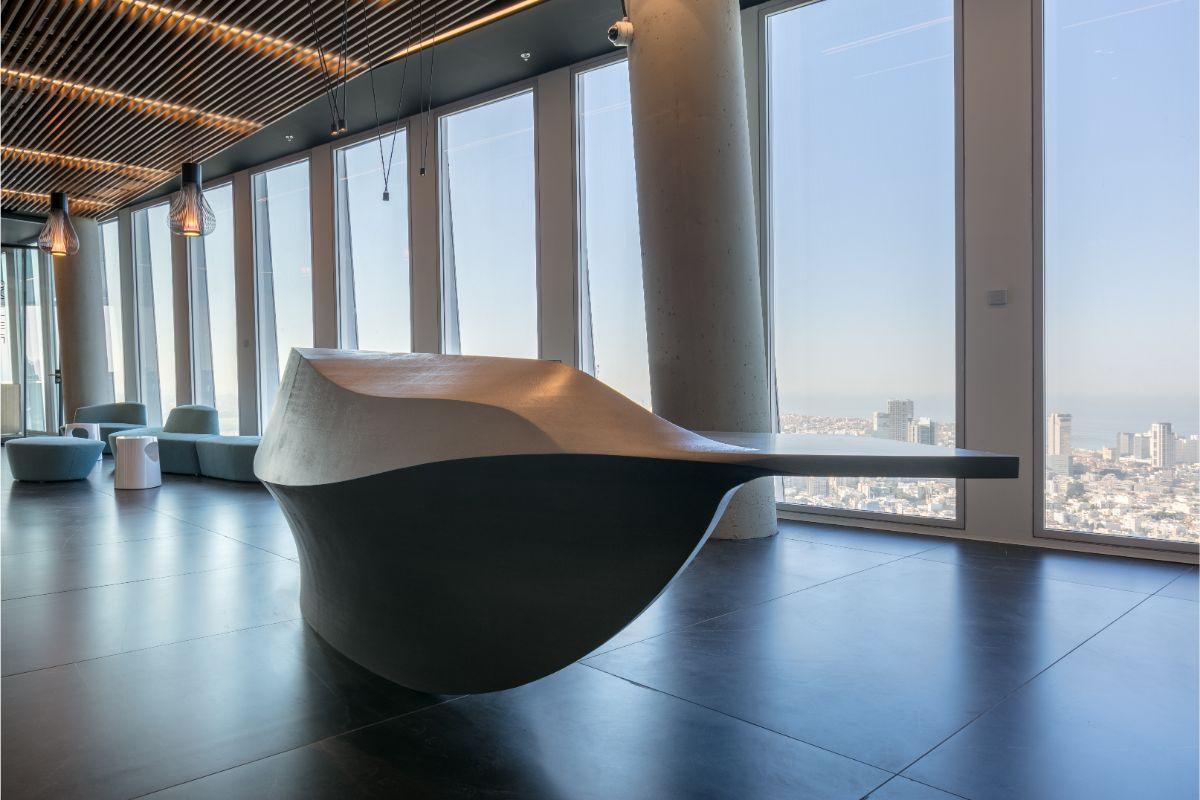 66: משרדים וסביבות עבודה בעיצוב גרינהאוז אדריכלים