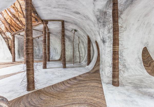 מתחם הנופש Roth Architecture בתכנון Uh May Residence