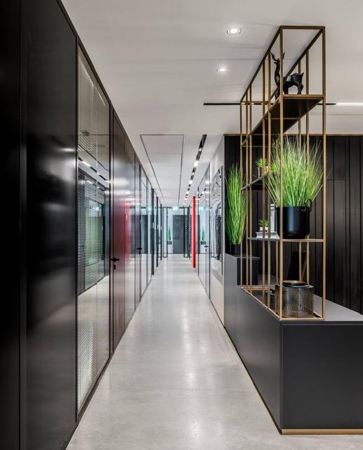 משרדים יוקרתיים במידטאון תל-אביב