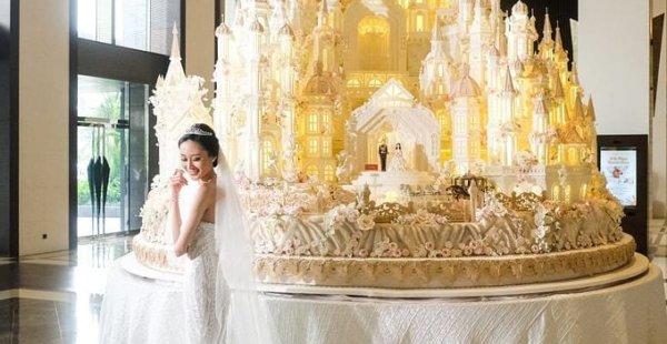 עוגות החתונה היקרות בעולם