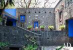 הבית של פרידה קאלו: casa azul