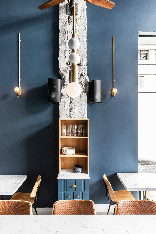 קסם ישן: עיצוב מסעדות וברים בעיר התחתית של חיפה