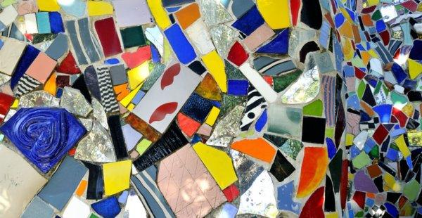 גן קלפי הטארוט Niki de Saint Phalle – Il Giardino dei Tarocchi