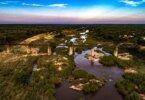 מלון Kruger Shalati ברכבת מעל גשר