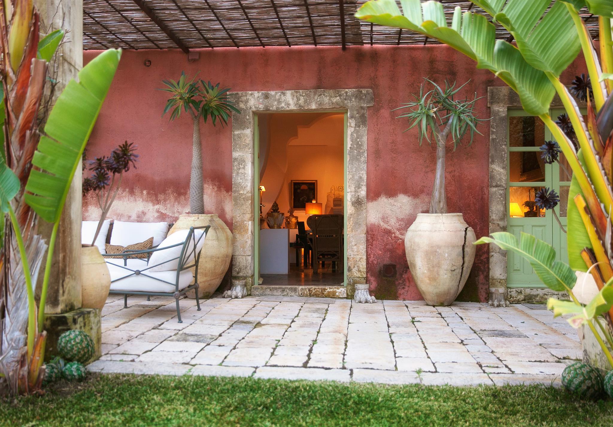 בית הנופש Maison des Oliviers בסיציליה