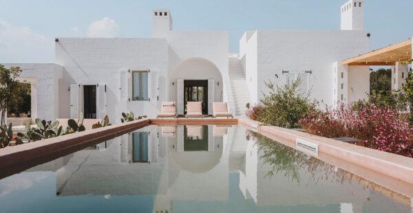 בית הנופש Villa Cardo, Carovigno, Puglia, Italy