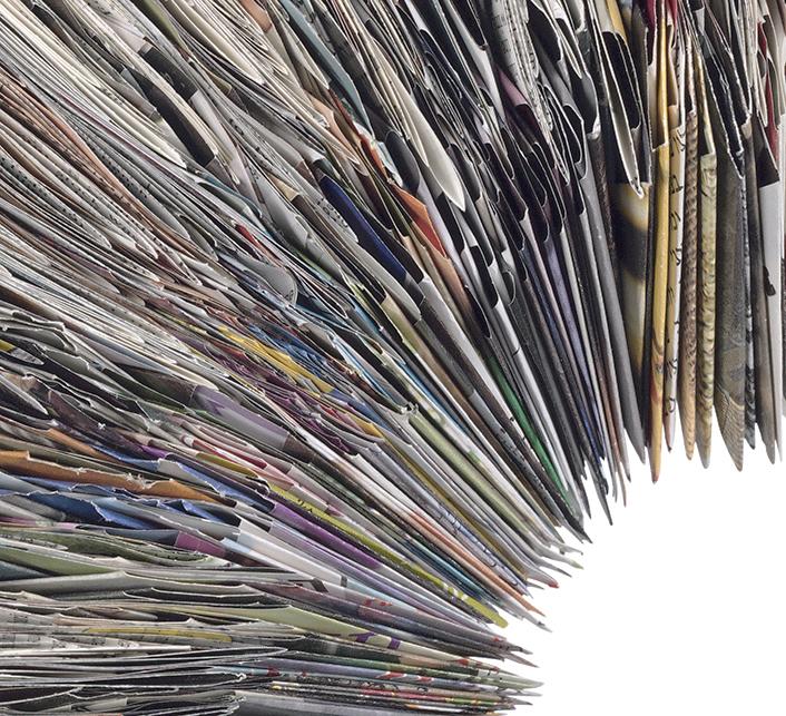 הלוחשת לנייר: האמנית כרמל אילן