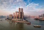 נפתח בסין: גורד שחקים מאוזן של אדריכל משה ספדיה