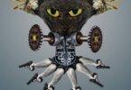 היצורים של האמן התורכי Ali Çetin
