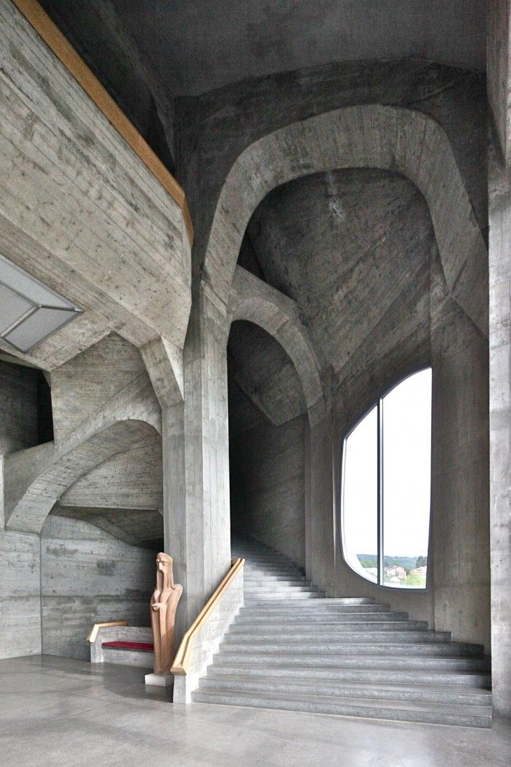 אייקונים: The Goetheanum של רודולף שטיינר