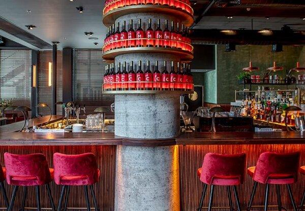 מסעדה ובר חדשים בנתניה: BAR ITALIA