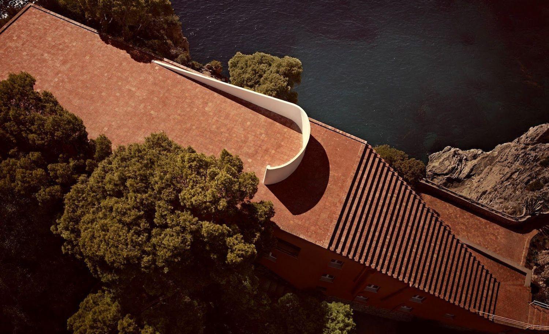 אייקונים: Villa Malaparte // Adalberto Libera