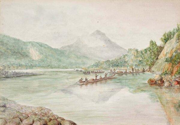 נהר בניו זילנד זכה למעמד חוקי שווה לבן אדם