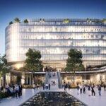 """ברבע מיליארד ש""""ח יוקם מרכז מסחרי חדש בראשל""""צ, בתכנון פיבקו"""