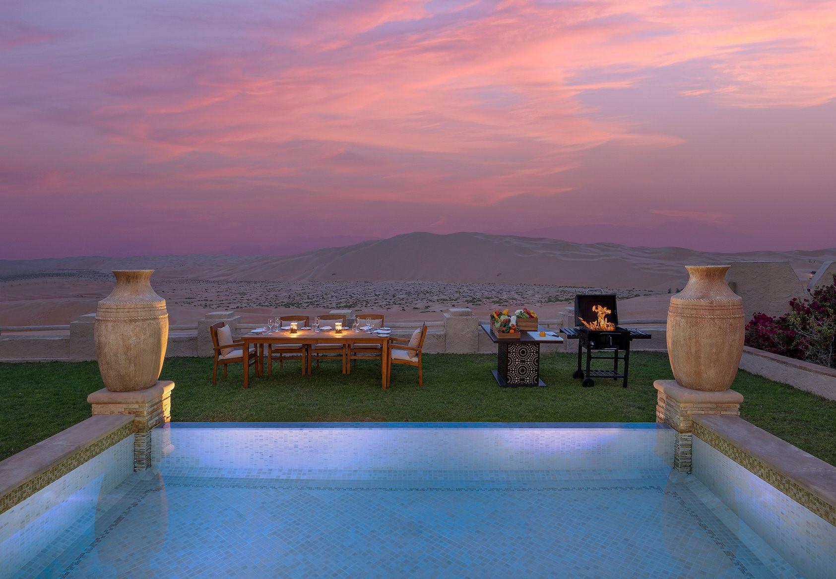 אתר הנופש Qasr al Sarab Resort by Anantara, אבו דאבי, איחוד האמירויות