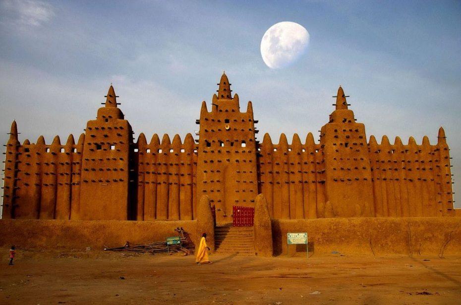 תמצית קצרה של אדריכלות אפריקאית מדהימה