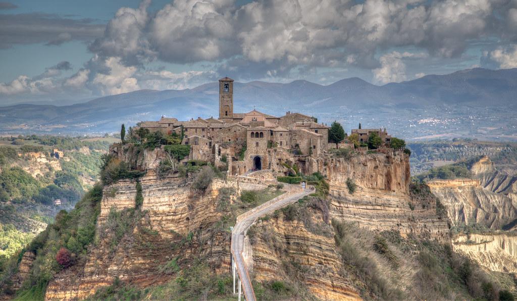 עיירות רפאים איטלקיות הופכות בתים נטושים לבתי נופש