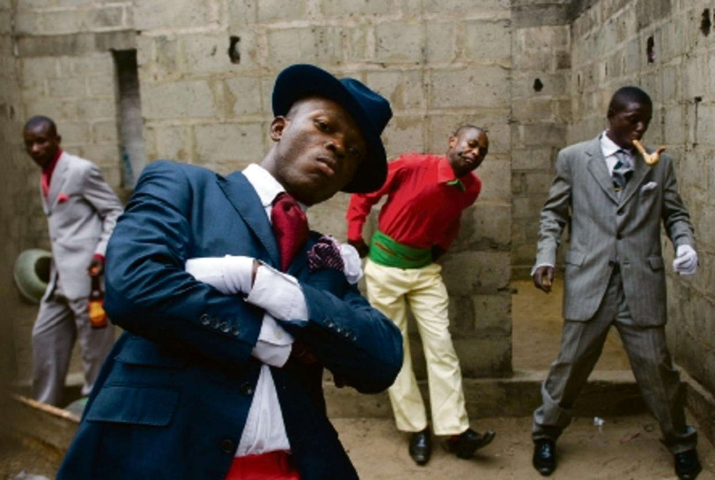 אמנות La Sape: האופנה של הסאפורס בקונגו