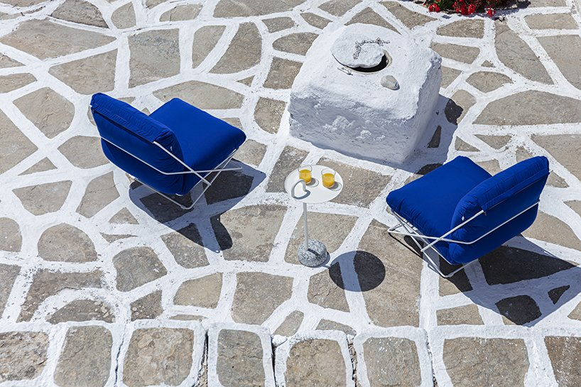סטודיו kapsimalis עיצבו מגורים מסורתיים באי סיקינוס, יוון