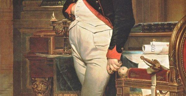 הפין של נפוליאון שמור בניו ג'רזי