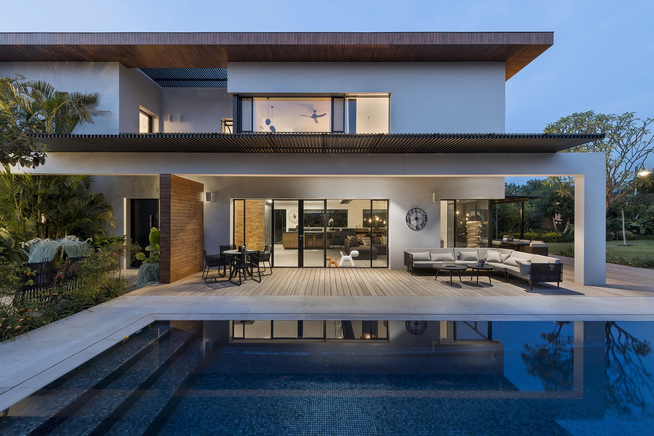 בית בין כרמל לים / נוימן חיינר אדריכלים