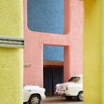 עיר הבטון הברוטליסטית של לה קורבוזייה בהודו