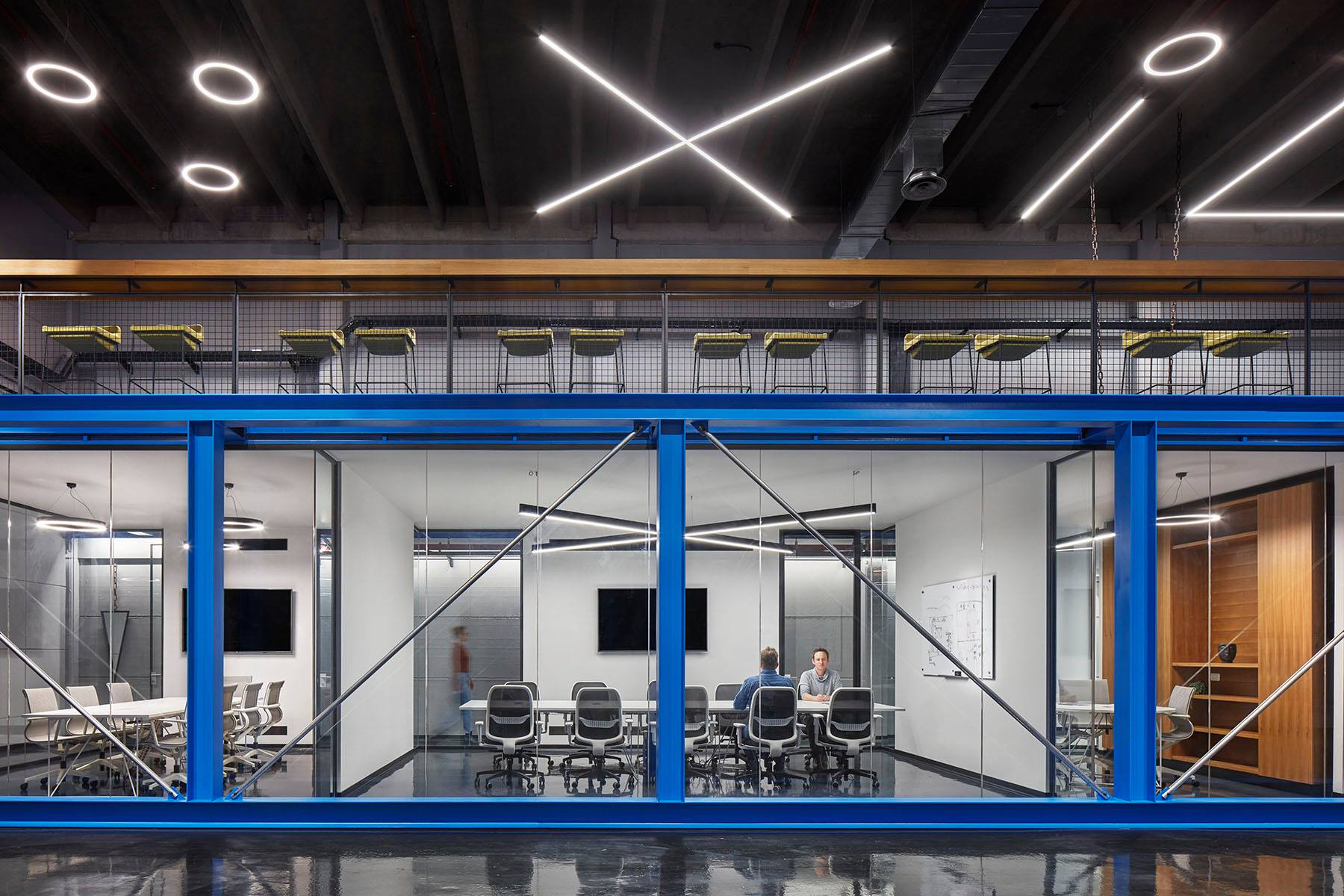 משרדי בלובוקס, השראה יפנית לחברת הייטק
