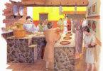 אוכל הרחוב ומסעדות ברומא העתיקה