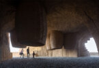אתר לאש הקדושה בסין /  URBANUS