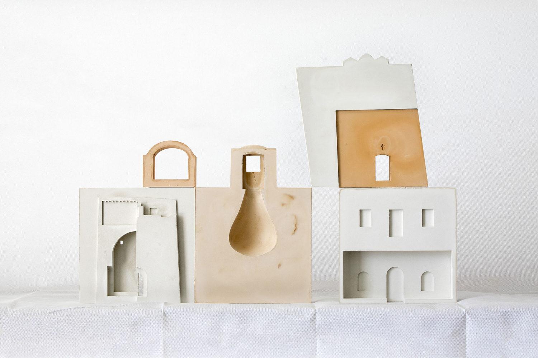 פרגמנטים של אדריכלות, מאת האדריכל הספרדי Marià Castelló