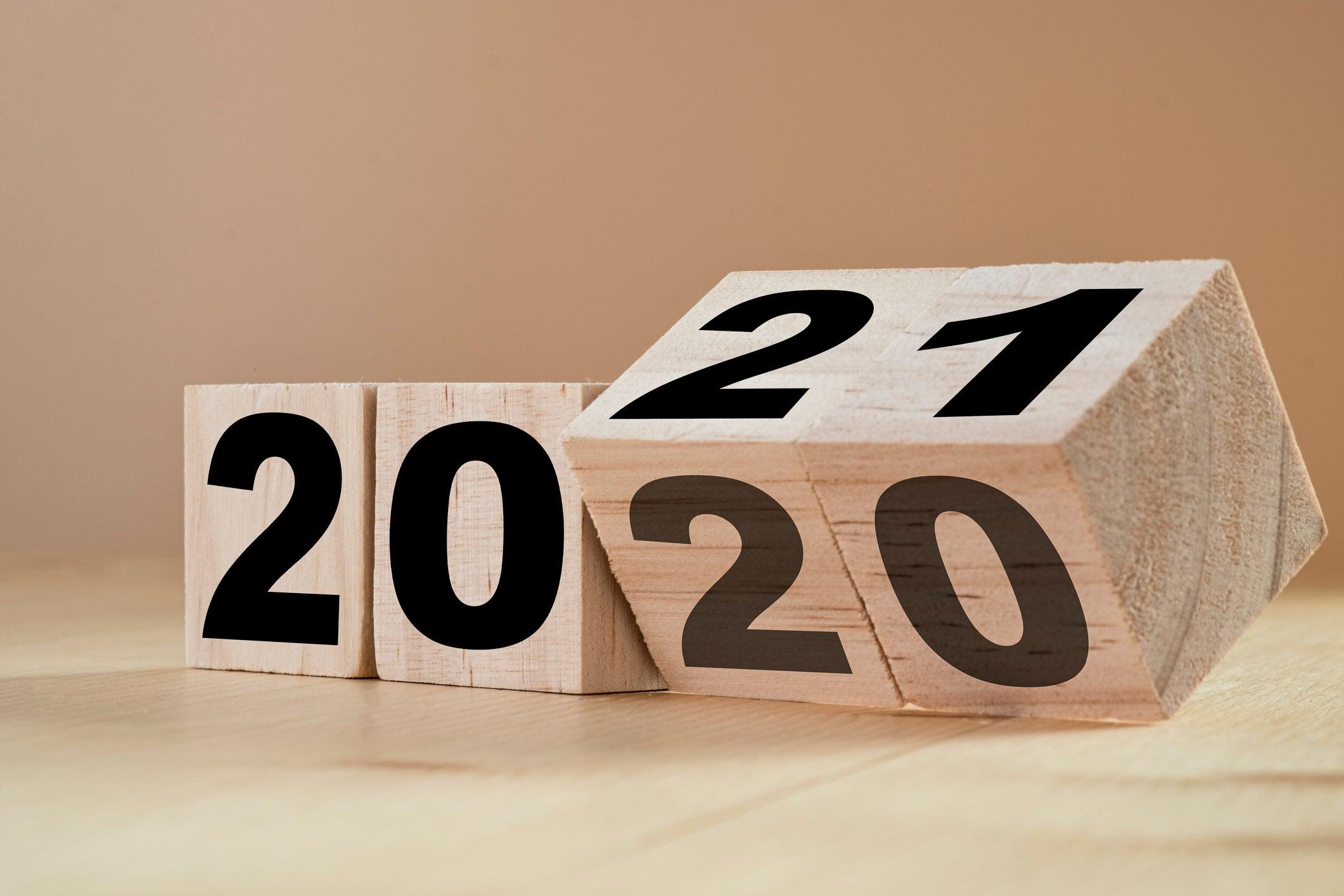 מפגש 6: סיכום שנת 2020 והשפעותיה על השנה הבאה