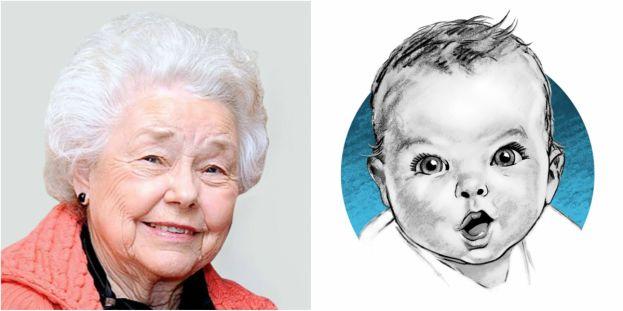 יומולדת שמח – לתינוקת האמיתית של גרבר מלאו 94