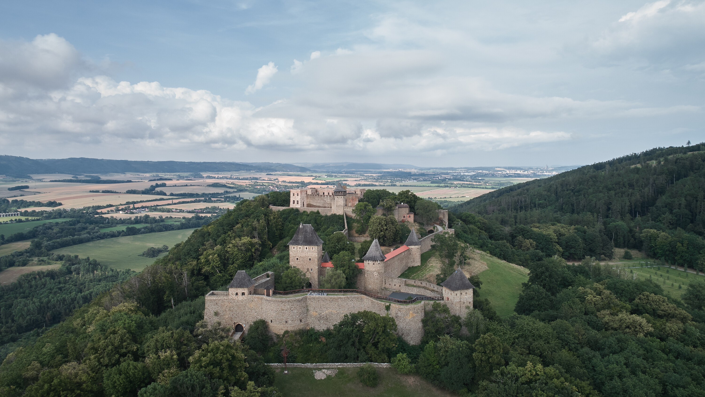 מורשת תרבותית: טירת הלפשטיין Helfštýn Castle