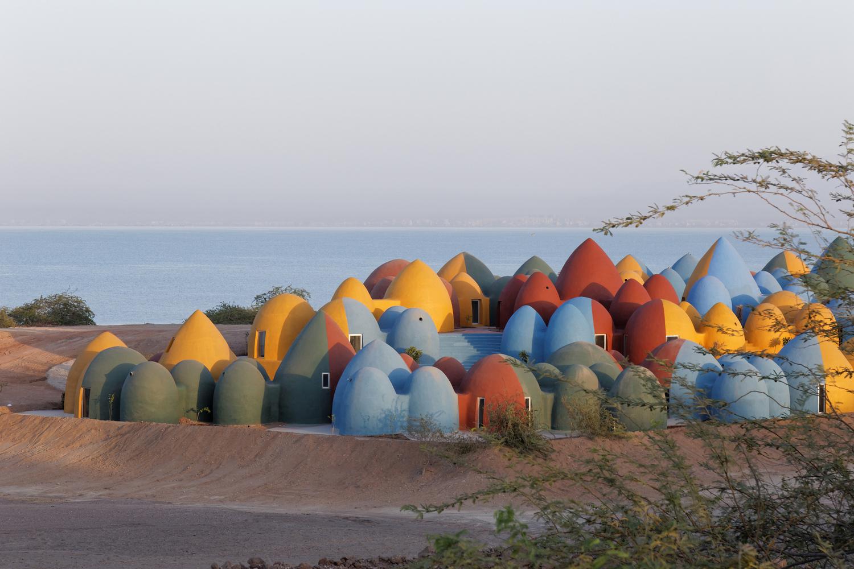 העצמה קהילתית באמצעות פיתוח עירוני, האי הורמוז, איראן