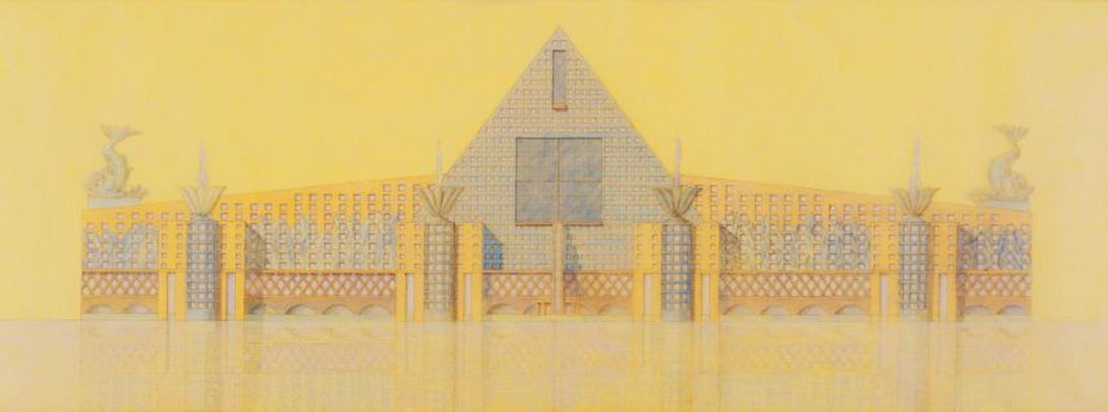 דוגמאות מפורסמות לאדריכלות הפוסט-מודרניסטית