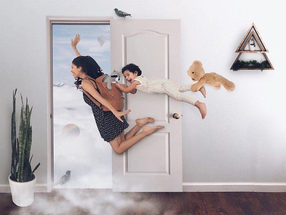 המשפחה התיאטרלית של Vanessa Rivera